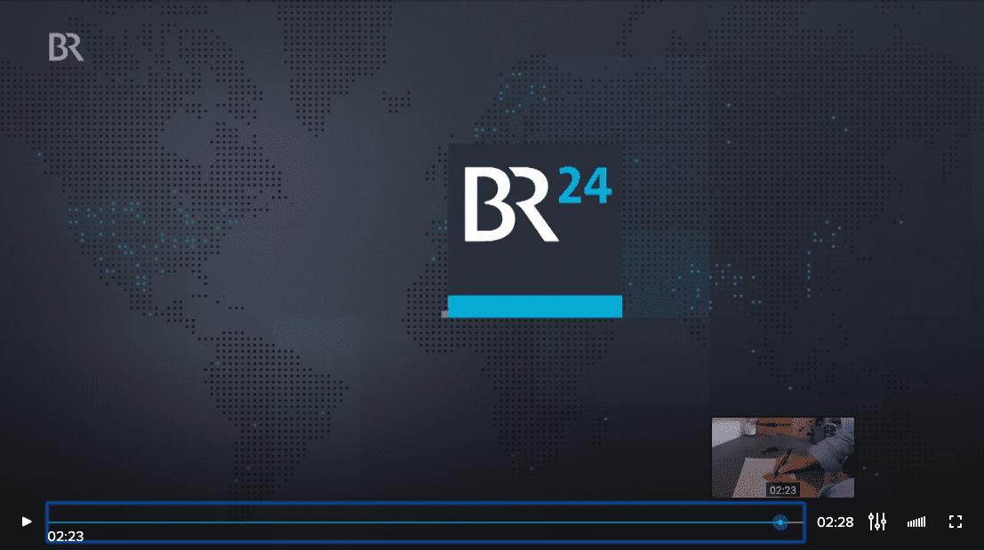 BR24 - Erwin Hagen Aussperrschutz